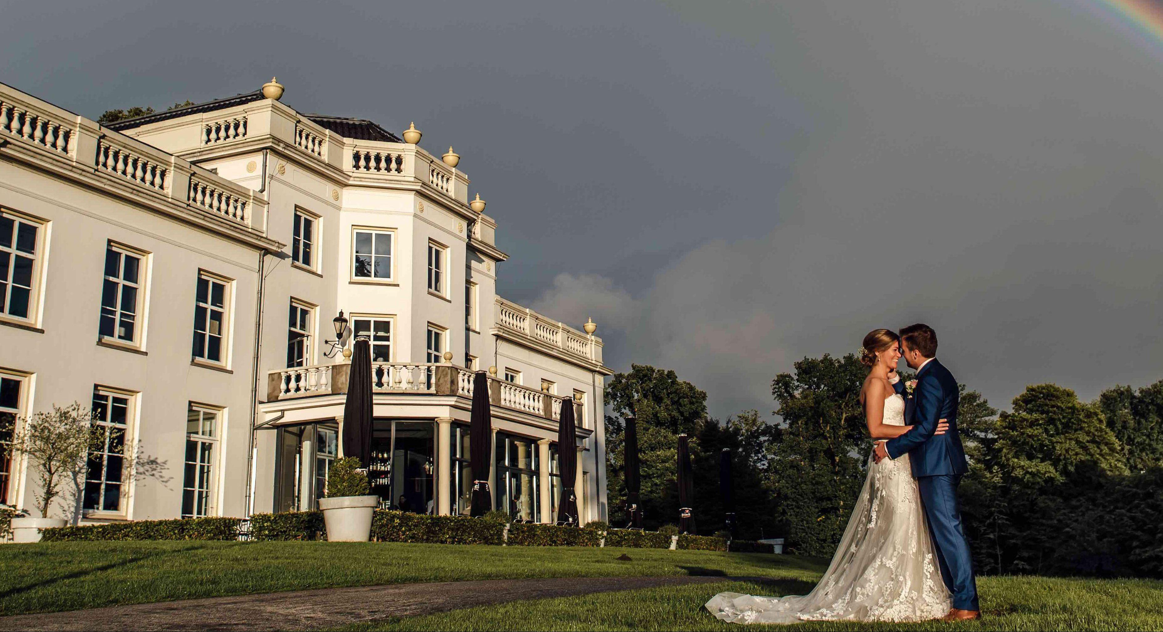 Trouwen in Stadsvilla Sonsbeek in Arnhem bruiloft huwelijk ceremonie trouwlocatie