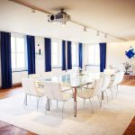 Stadsvilla Sonsbeek Park Arnhem locatie bijeenkomst zakelijk vergaderen