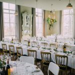 Huwelijksdiner in de Tuinkamer van Stadsvilla Sonsbeek