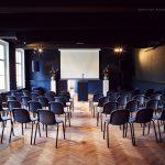 Business meeting in Stadsvilla Sonsbeek in Arnhem