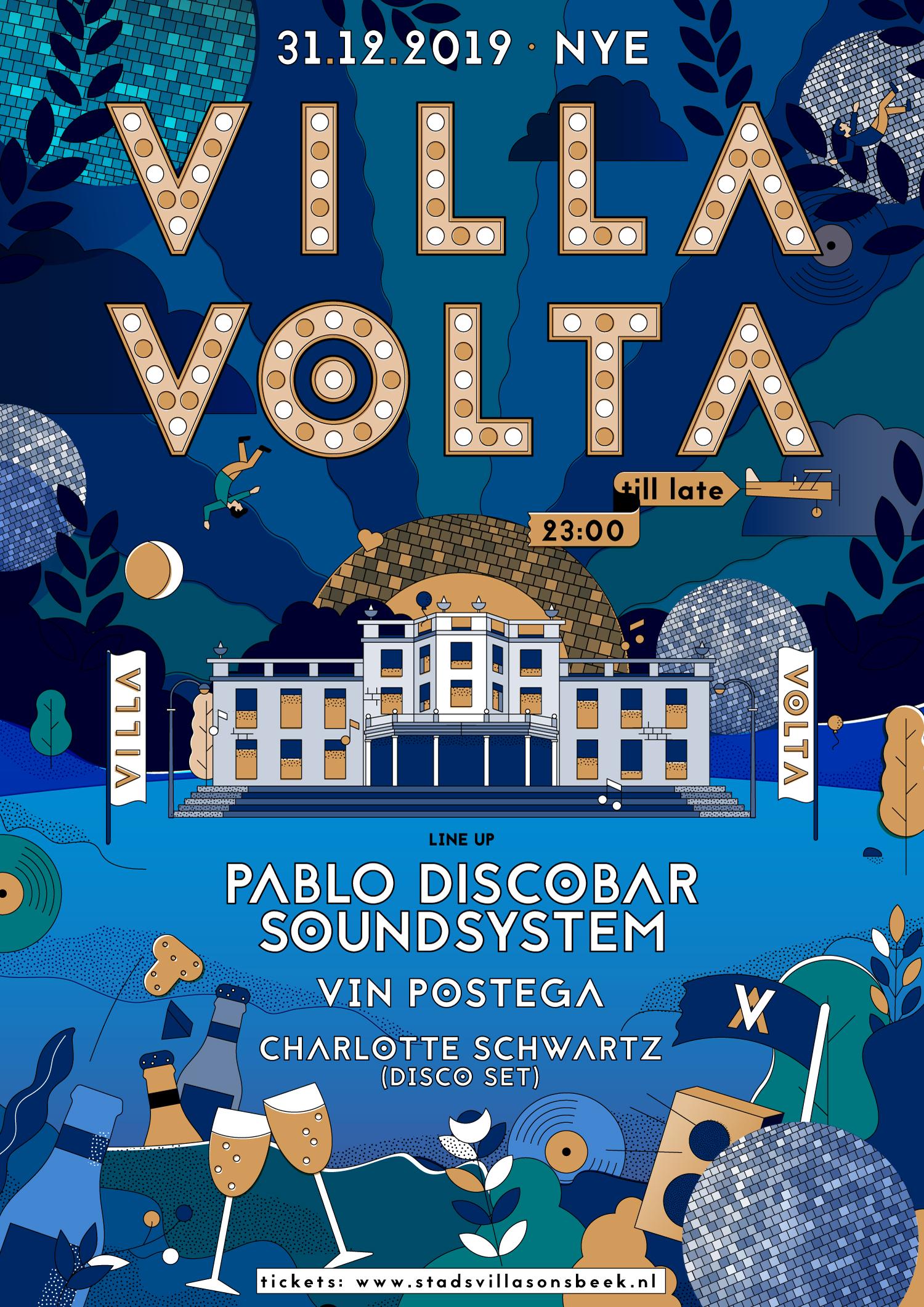 Villa Volta | NYE