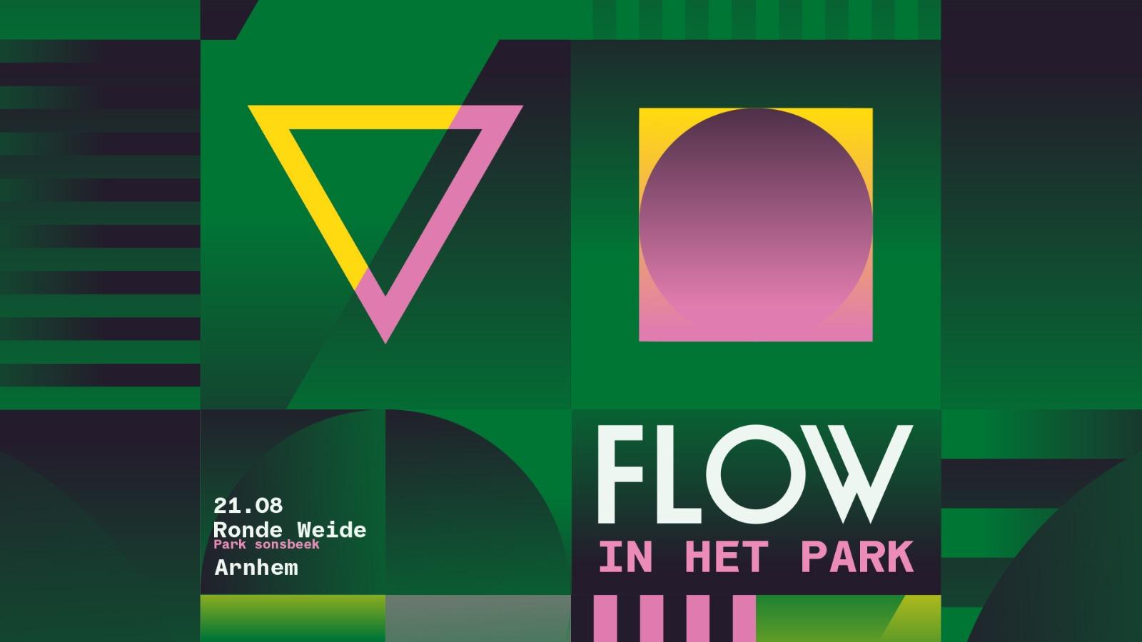 FLOW in het Park – Uitverkocht